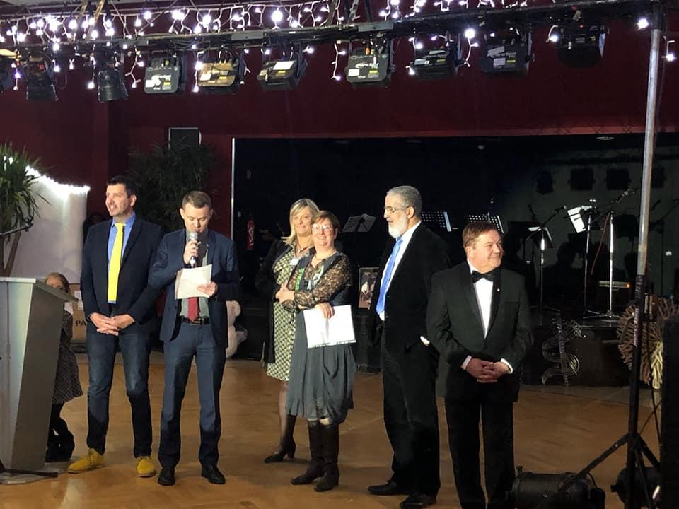 Gala «Les Hospit'Alliès»